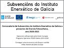 Subvencións do Instituto Enerxético de Galicia