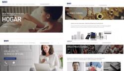 Estrenamos nueva web de BAXI