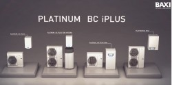 Nueva gama de bombas de calor Aerotérmicas BAXI Platinum BC iPlus